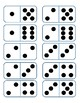 Double Six Domino Cards