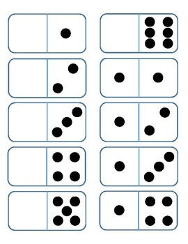 Challenger image with regard to printable dominoes