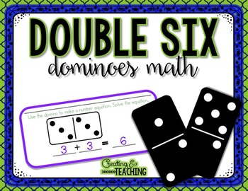 Double Six Dominoes Math