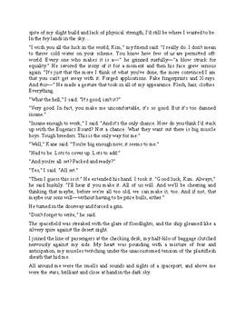 Double Standard - A Sci-fi Short Story