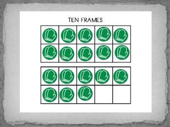 Double Ten Frames