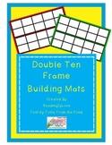 Double Ten Frame (Twenty Frame) Building Mats