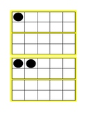 Double-Ten Frame with Dots [1-20]