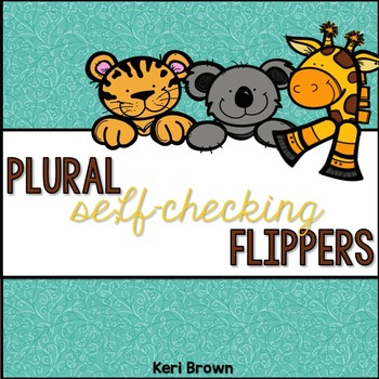 Plural Self-Checking Flippers and more!