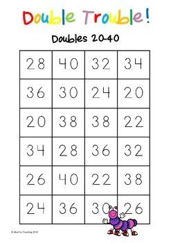 Double Trouble Doubles Games