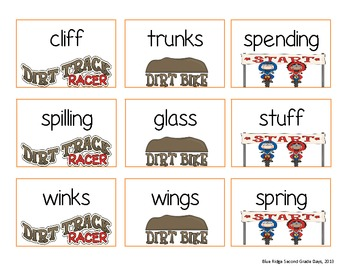 Double Trouble: FF, LL, SS, NG, NK, AND Word Work Activities