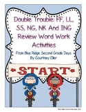 Double Trouble: FF, LL, SS, NG, NK, AND ING Word Work Activities
