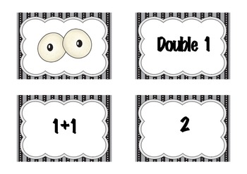 Double Trouble Numbers 1-10