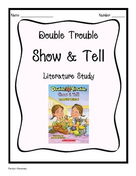 Double Trouble Show and Tell