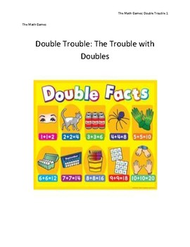 Double Trouble: The Trouble With Doubles