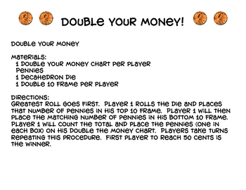 Double Your Money