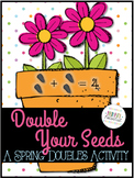 Double Your Seeds: A Spring Doubles Activity