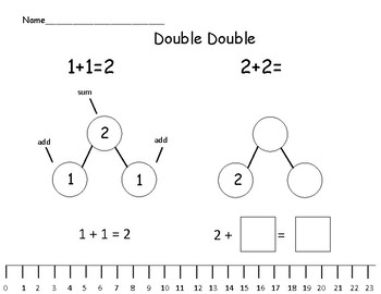 Doubles addition