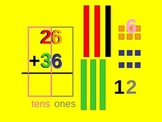 Double digit addition with regrouping PPT