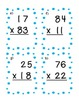 Double digit multiplication activity