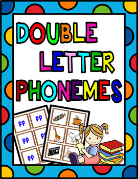 Double Letter Phonemes