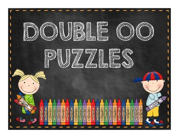 Double oo Puzzles