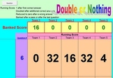 Double or Nothing Review Activity - Classroom License  A P