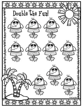 Double the Fun! - Doubles Addition Practice