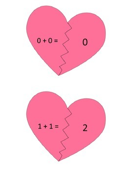 Double the Love - Addition Doubles