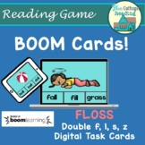 Doubled Consonant Endings BOOM Cards Distance Learning