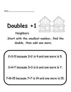 Doubles +1