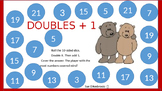 Doubles + 1 Cover or Bump Game
