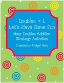 Doubles + 1 Let's Have Some Fun - Near Doubles Strategy Ac