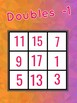 Doubles -1 bingo, maths, addition, subtraction
