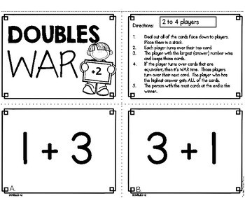 Doubles Plus 2