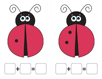 Doubles Addition Activity