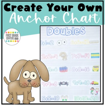 Doubles Addition Anchor Chart Create Your Own