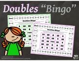 Doubles Addition Bingo Mats