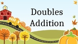 Doubles Addition Facts Powerpoint