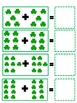 Doubles Addition Facts (Sums to 20) Cut and Paste