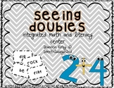 Doubles {An Integrated Math and Literacy Center}