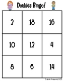 Doubles Bingo Game