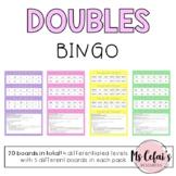 Doubles Bingo (Mental Computation Games)