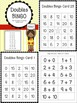 Doubles Bingo Pack: Doubles, Doubles Plus One, & Subtraction Doubles