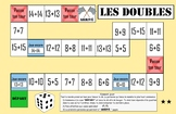 3 Doubles Board Games (French)