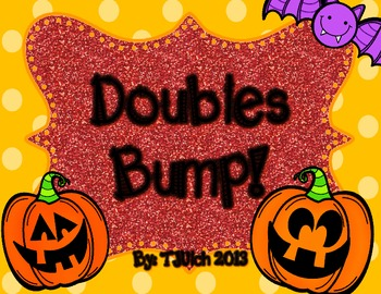 Doubles Bump Games Freebie!