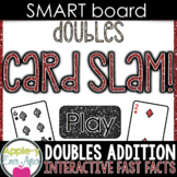 Doubles Card Slam - SMART board and Projector Game