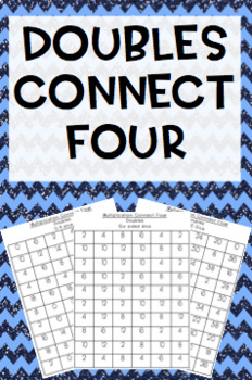 #term2thankyou Doubles Connect Four game!  {3 games}