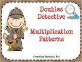 Doubles Detective Multiplication Strategy