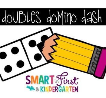 Doubles Domino Dash Game