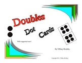 Doubles Dot Cards for Addition Double Facts