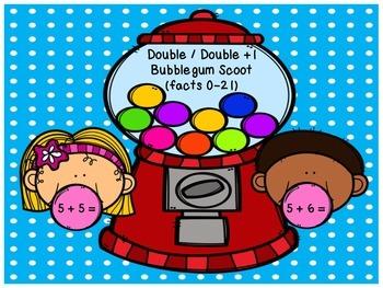 Doubles, Doubles +1 Scoot