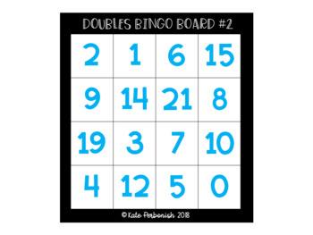 Doubles & Doubles Plus One