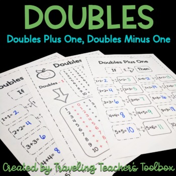 Doubles, Doubles Plus One, Doubles Minus One
