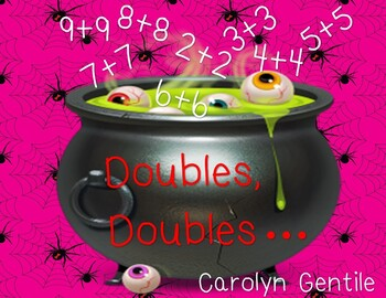 Doubles, Doubles ... Practicing Your Math Doubles, Doubles +1, and Doubles +2